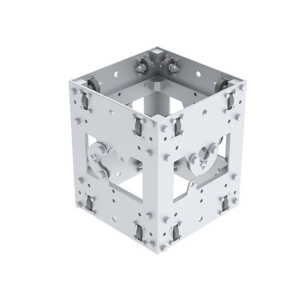 Sixty82 Tower Truss Model M Tower Sleeve Block Plated