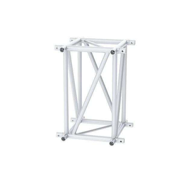 Sixty82 XL101R Rectangle corner 4-way cross