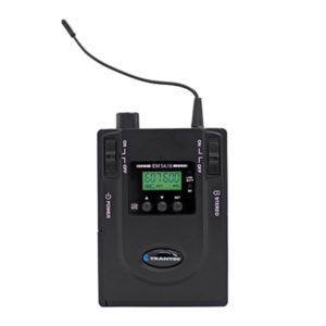 Trantec Personal Monitoring System Accessories