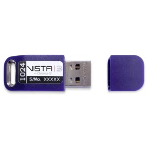 Vista by Chroma-Q dongle