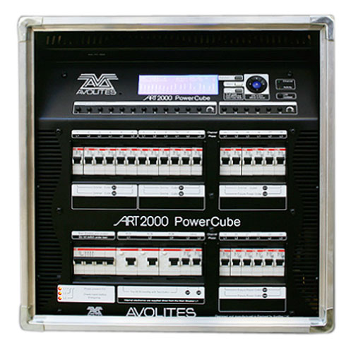 Avolites art2000 Power Cube Touring Dimmer