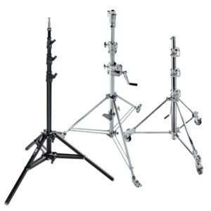 Avenger Lighting Stands & Support