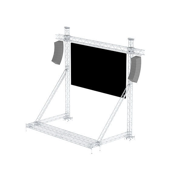 Sixty82 Video Wall Support