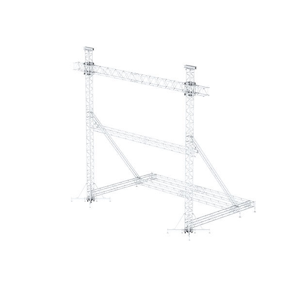 Sixty82 Video Wall Support Front