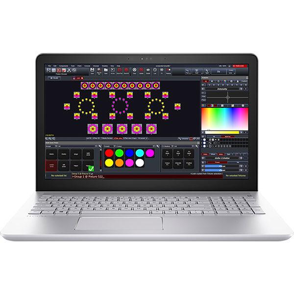 Vista by Chroma-Q Vista 3 software