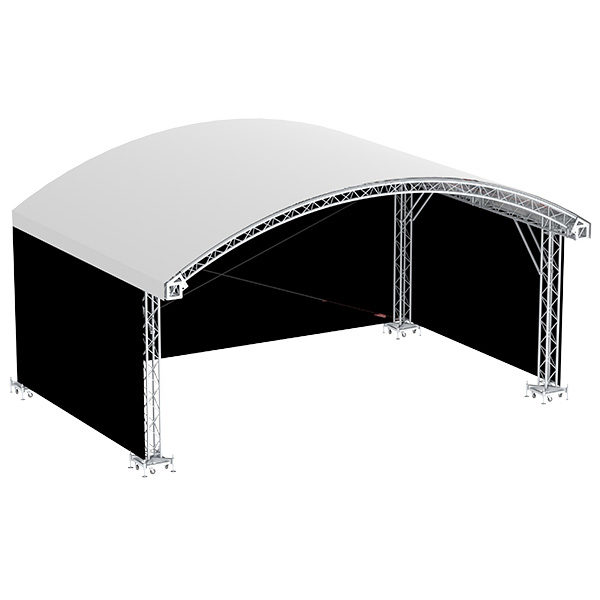 Sixty82 Arc Roof 8x6m