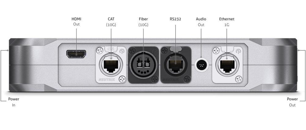 PureLink IPAVPro Receiver Front Detail