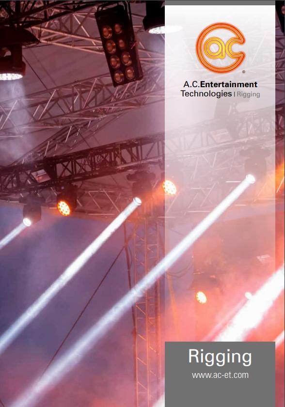AC-ET Rigging brochure