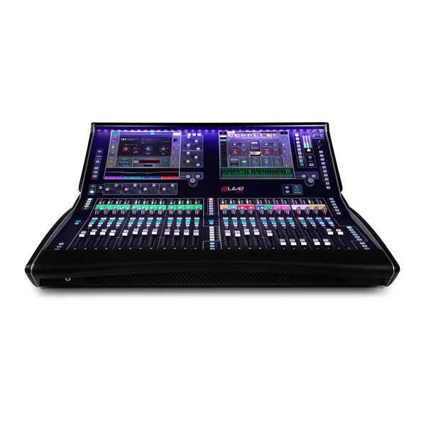 Allen & Heath dLive C3500 control console - front
