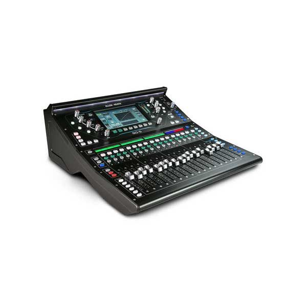 Allen & Heath SQ-5 digital mixer - angle