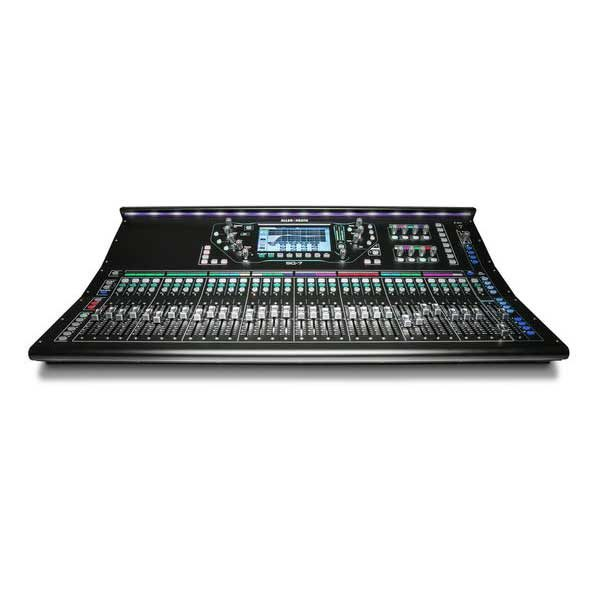 Allen & Heath SQ-7 digital mixer - front