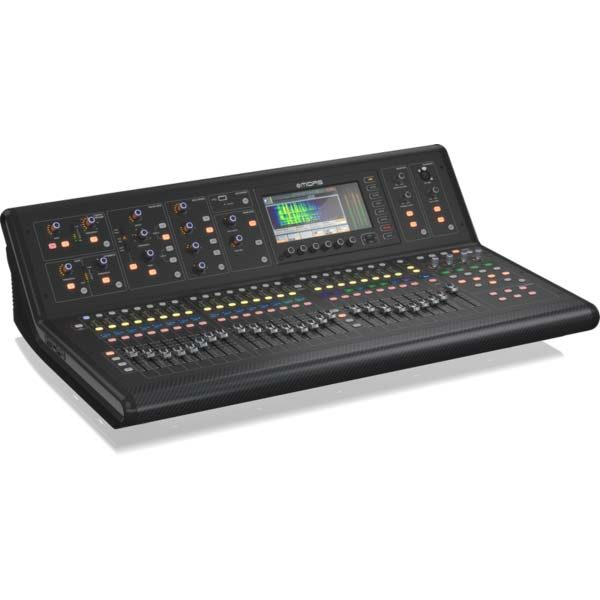 MIDAS M32 LIVE Digital Mixer - Side