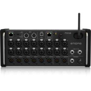 MIDAS MR18 Digital Mixer - front