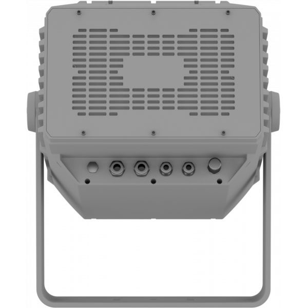 PROLIGHTS MOSAICO XL IP66 LED Gobo Projector rear view