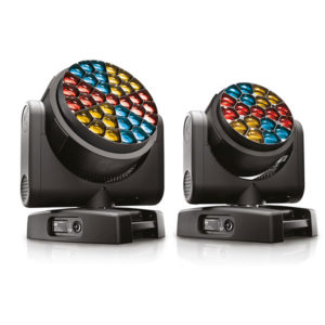 Claypaky HY B-EYE LED Moving Washlight Range