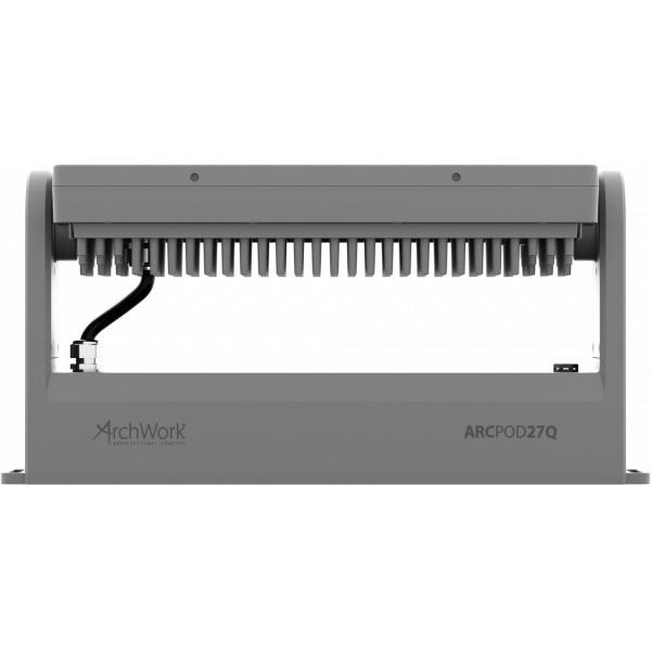 Archwork Arcpod 27Q - rear view